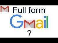 G-MAIL Full-Form   What is Google Mail (G-MAIL)