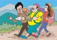 Fleecing of Tourists