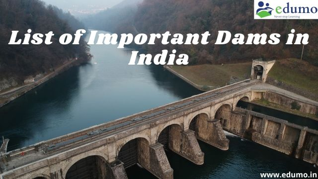 list of dams in india pdf download complete list of important dams in india