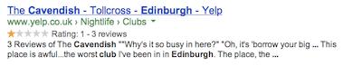 The internet's appraisal of Cav.