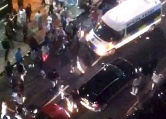 queen street youtube riot