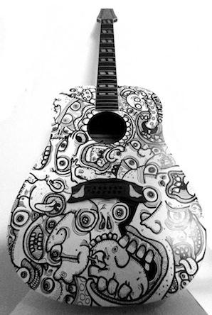 el mugid guitar
