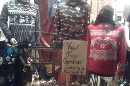 tolcross edinburgh jumper