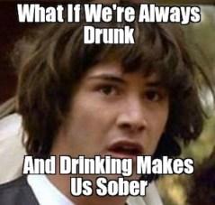 conspiracy keanu drunk