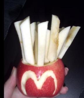 mcdonald's fruit fries