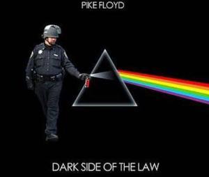 pepper spray cop meme
