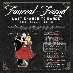 funeral for a friend last tour