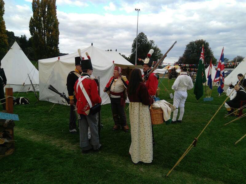 ironfest lithgow showground