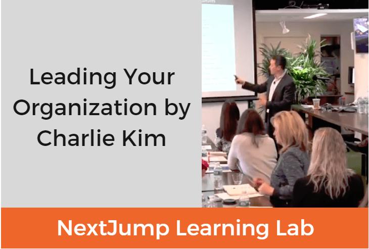 Leading your organization