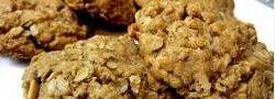 [recipe] Peanut Butter Oatmeal Cookies