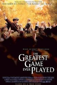 Mov Quote The Greatest Game Ever Played 2005