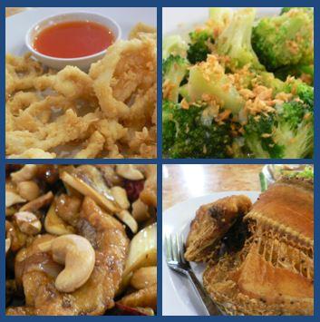 makan di Resto Kediri