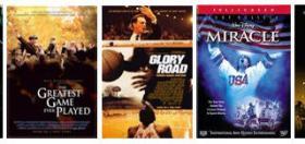 "[list] Top 5 ""Inspiring Sport Movies"""