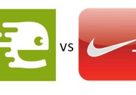[app] For Running, Which One Better : Endomondo vs Nike+