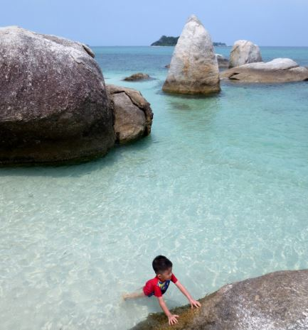 The amazing Batu Berlayar.. (Google for more stunning images!)