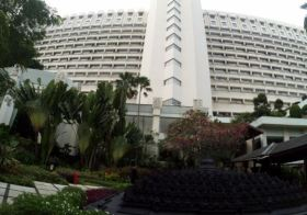 [hotel] Staycation Lebaran 2016 at Borobudur Hotel (Jakarta)