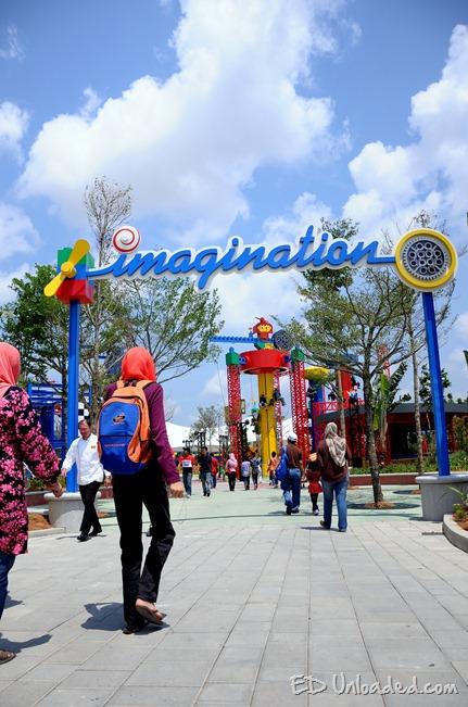 Legoland land of imagination