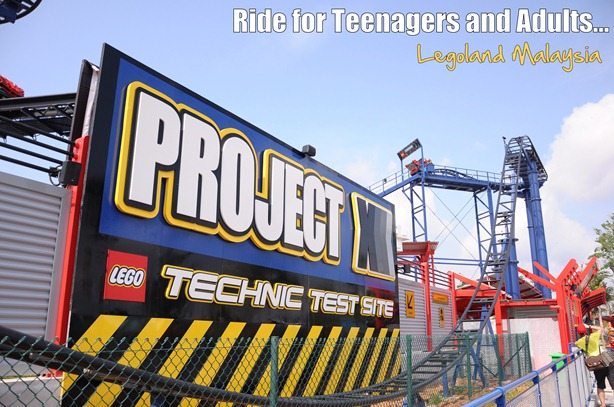 Legoland project x