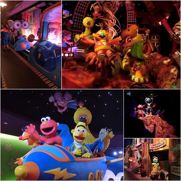Sesame Street Ride