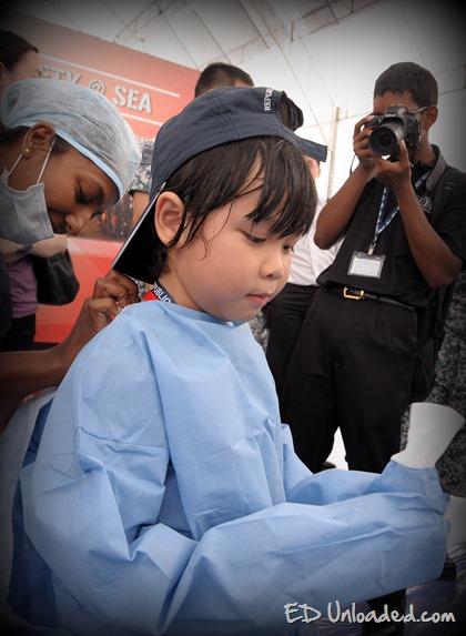 surgeon kids