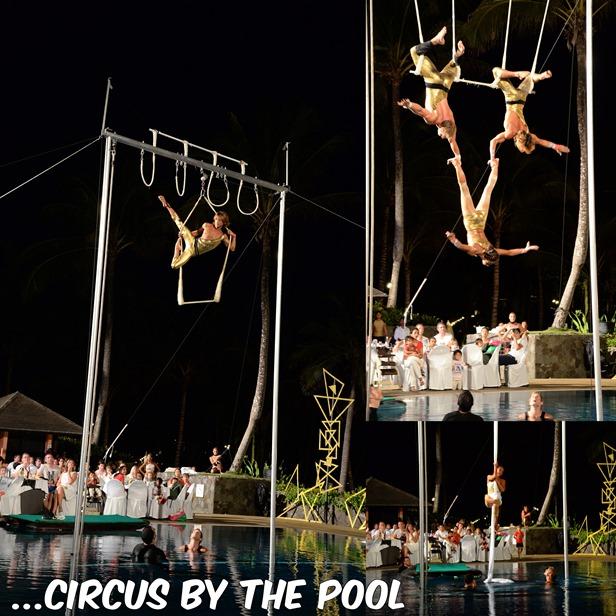 club med pool circus