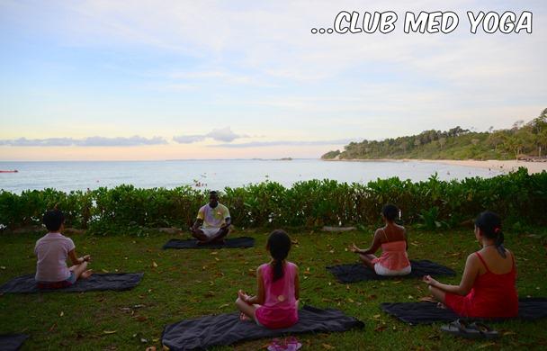 club med yoga