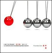 L'informe CyD 2011: les universitats catalanes a dalt de tot