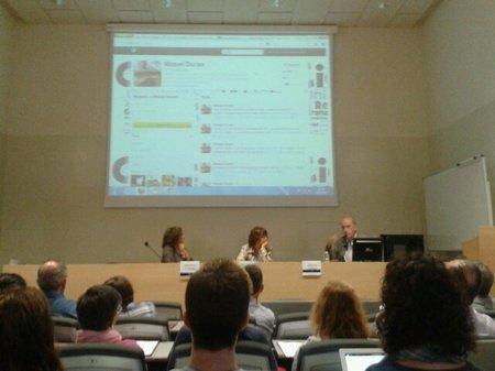 A les II Jornades TIC i Educació, UdG (II)