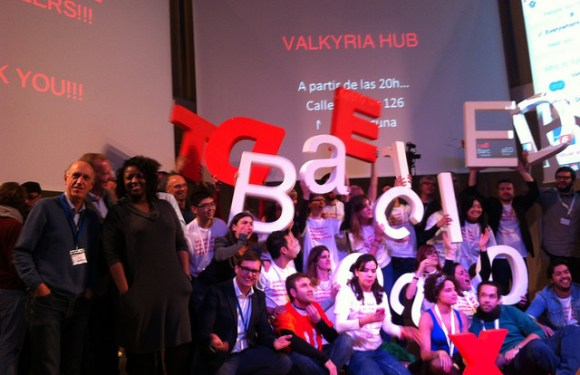 Intervenció amb màgia i ciència a #TEDxBarcelonaEd