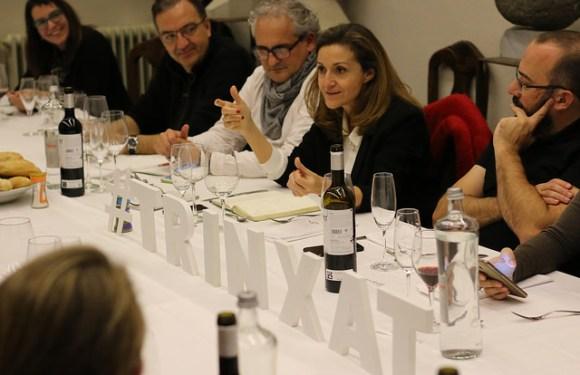 #trinxat amb la directora de l'ARA, Esther Vera