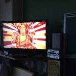 大型テレビを導入して完全に成功した話