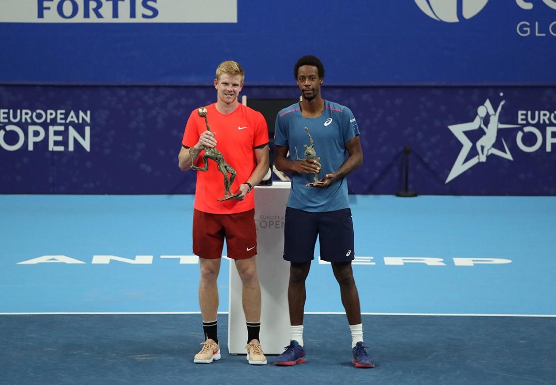 """O tênis em números: Gael Monfils: o """"Rei do Vice"""" na ATP; entenda"""