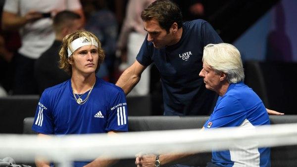 A liderança e o desenvolvimento dos tenistas