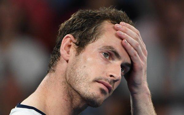Andy Murray: Mais uma vítima do open stance