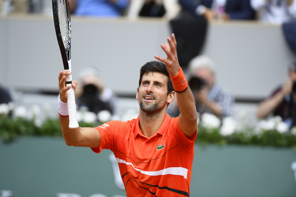 Dicas Psicologia Tenistas Novak Djokovic 2019 Roland Garros
