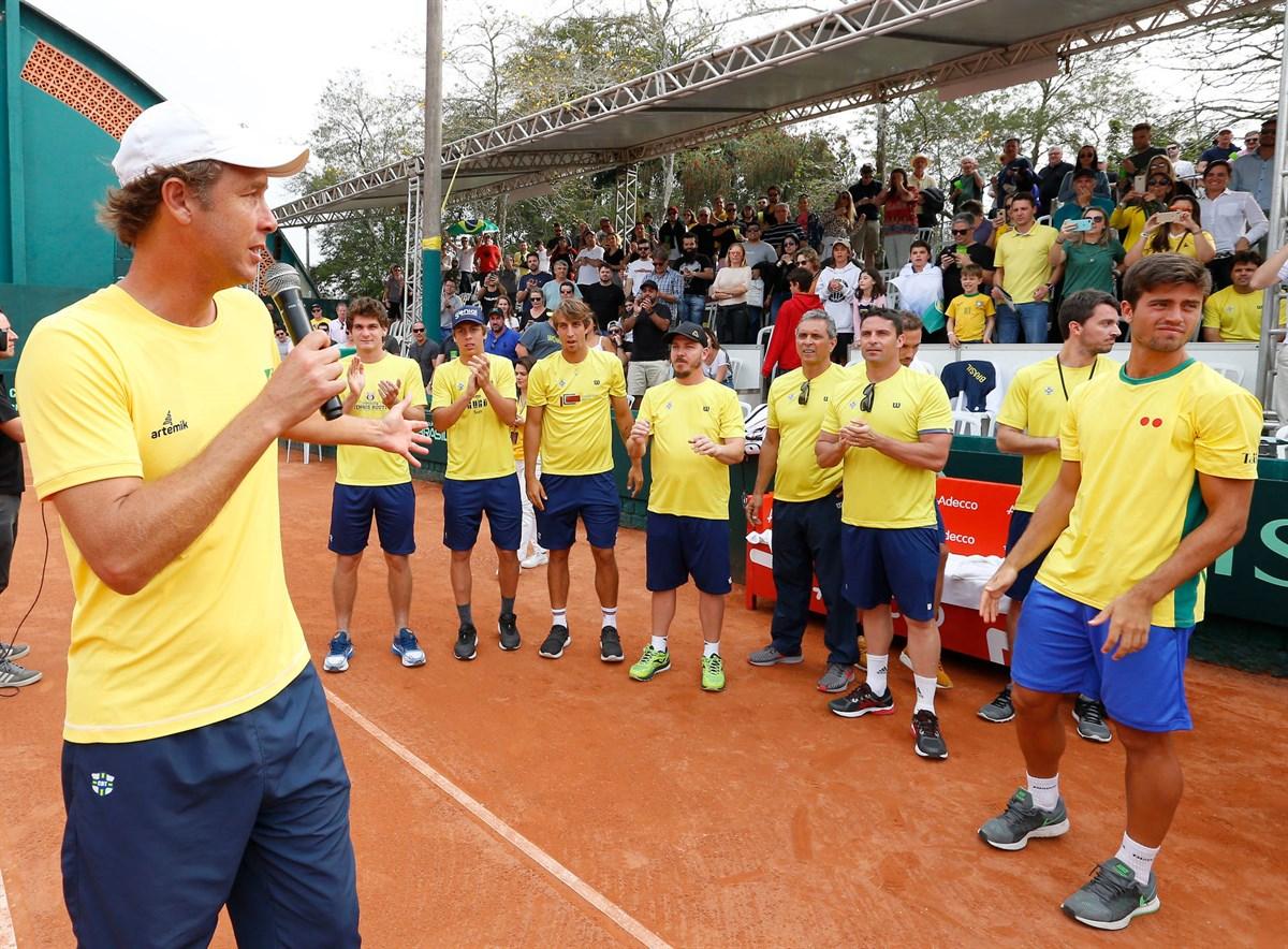 Copa Davis 2019: esperança renovada