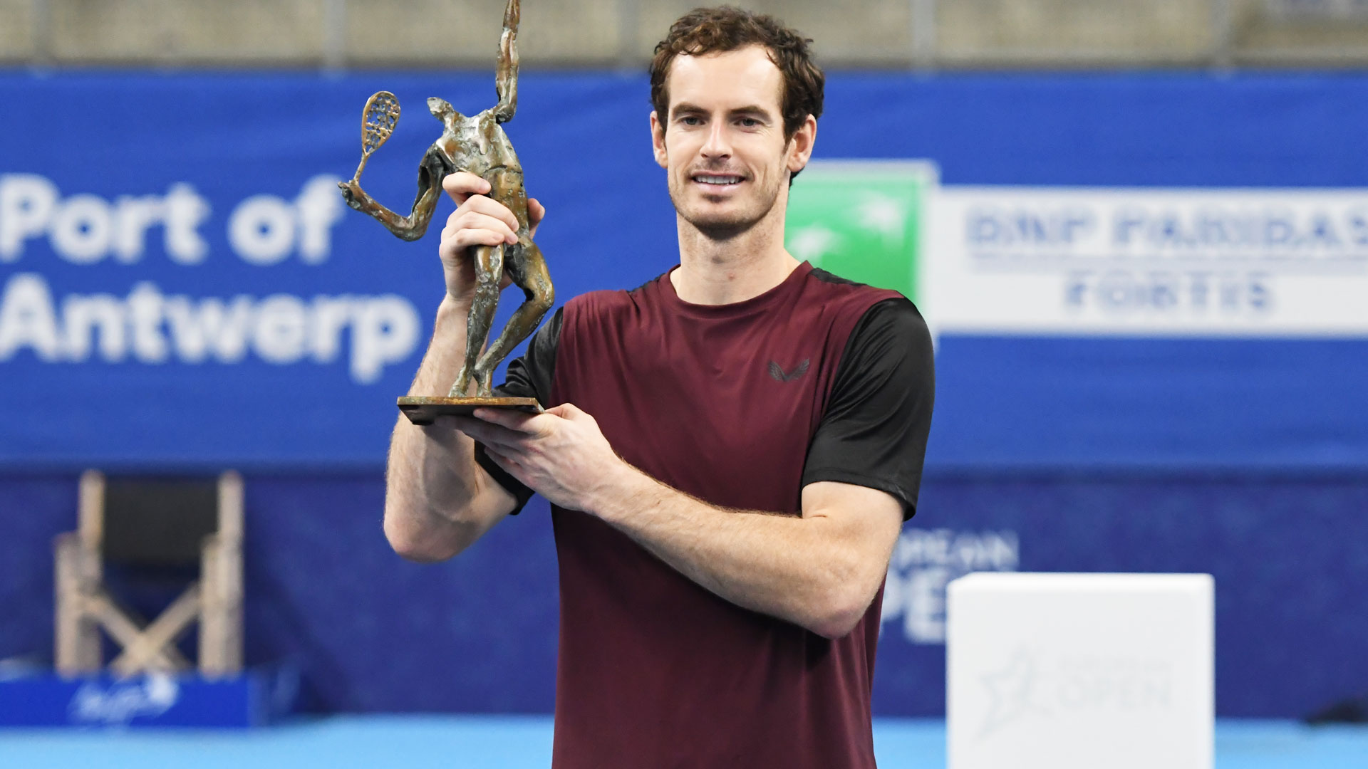 O triunfal retorno de Andy Murray