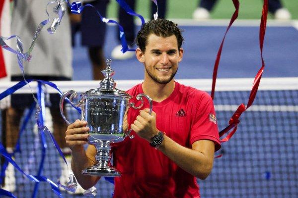 Dominic Thiem 2020 US Open campeão