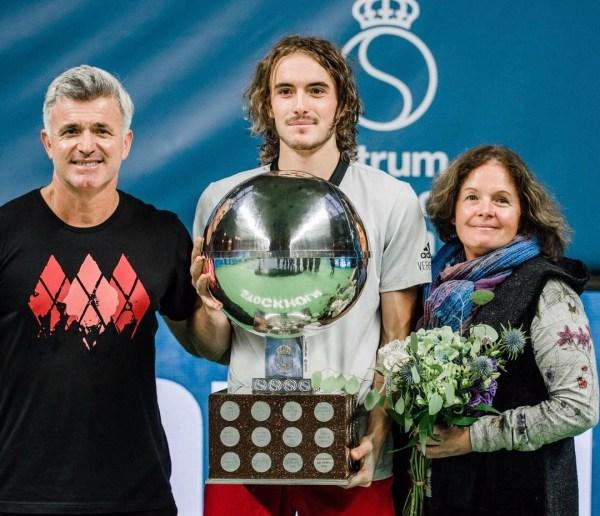 A influência dos pais nos tenistas