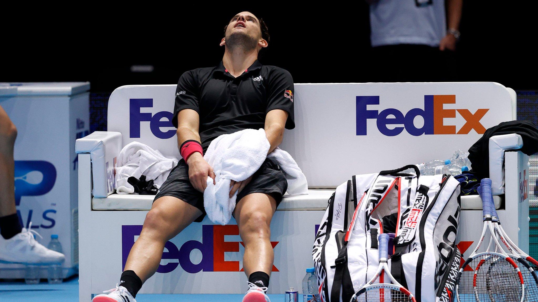 Medo e o poder da decisão no tênis