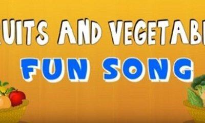Top 5 Educational Songs, Rhymes & Videos for Children   Fruits and Vegetables Songs & Rhymes for Children   Making kids learning fun