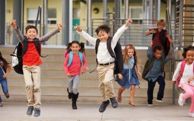 Dutch schoolchildren campaign for teachers recruitment
