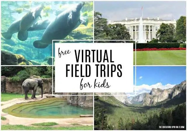 Virtual Field Trips and World Tours