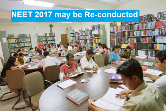 re conduction of neet