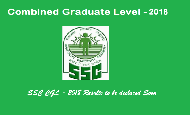 SSC CGL 2018 results