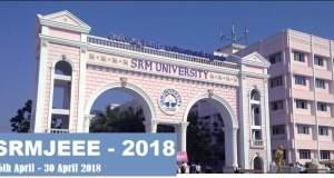 srmjeee 2018