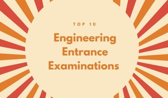top 10 engineering entrance exams