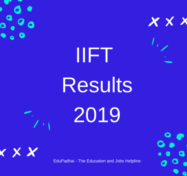 IIFT 2019 Results