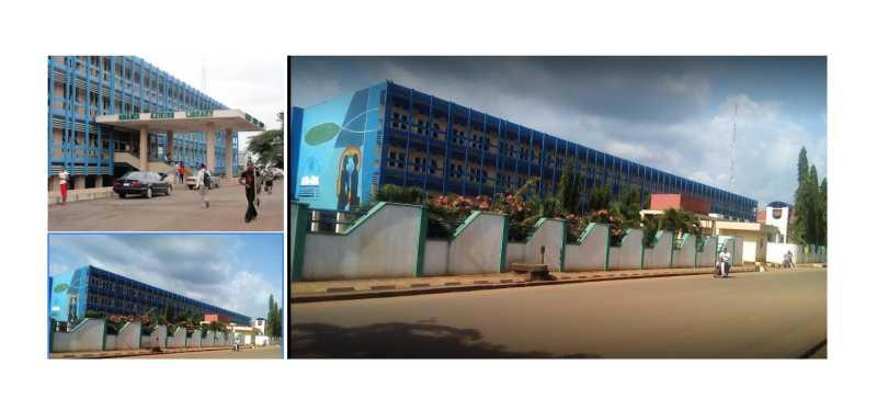 UNN Nsukka Library