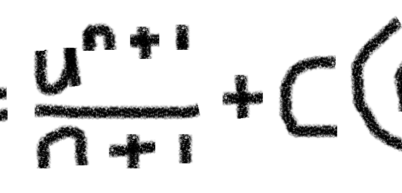 Power Integral formula
